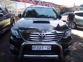 2014 Toyota Fortuner 3.0 Auto D4D for sale