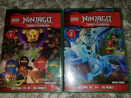 NINJAGO - Turniej Żywiołów - 2 FILMY DVD