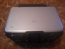 EPSON RX610 принтер сканер ксерокс