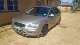 Ford focus  2007 model good condition