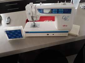 ELNA PRO Quilter's Dream sewing machine.