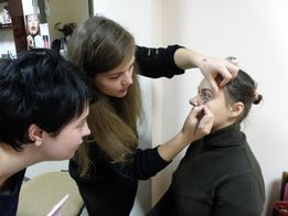 курс макияж для себя, обучение макияжу, школа визажа