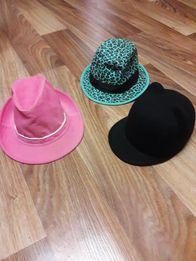 Шляпа кепка