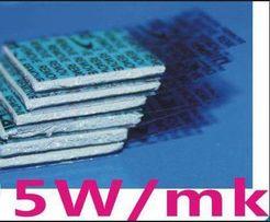 Термопрокладка Laird (отлично) 15*15* 1,5 mm, для видеочипов -цена!