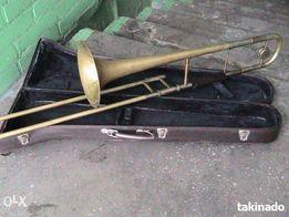Тромбон GDR Германия B/S. Покупай и играй ! Украина. Киев. Вишнёвое.