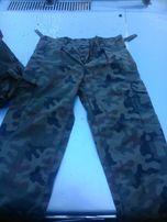 Wojskowe spodnie rip stop wz93 pantera