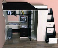 стол кровать (кровать чердак)
