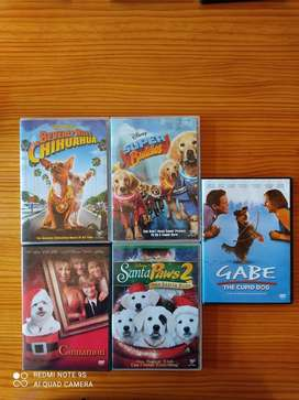 DVDs for sale - Assortment