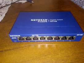 Netgear Gigabit Prosafe Switch