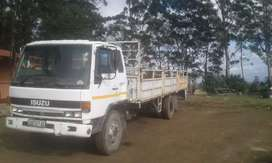 Isuzu f8000 ADE 352 turbo(75k with a separate zf6s)