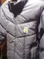 Продам детскую зимнюю куртку пуховик б/у