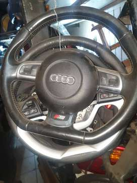 S3 Audi stiring wheel &airbag