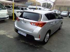 Toyota Auris XR 1.6 Manual for sale