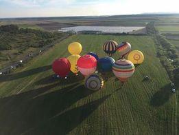 Полет на воздушном шаре в Киеве и Киевской области Дешево!!!