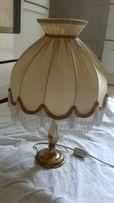 Lampka nocna stylowa lampa stojąca przedwojenna vintage