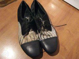 Мужские туфли Gianni Barbato, Италия, кожа, стильные ЯРКИЕ. НОВЫЕ р.43