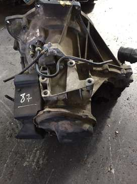 FORD FIESTA 1.4 5Speed Gearboxes