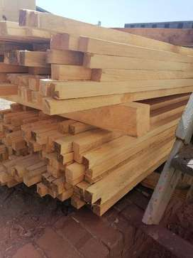 #New Timber Battens and Beams#(Untreated) Card Facilities available