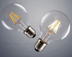 Лофт Лампа Эдисона G80 LED светодиодная Лампочка Эдисона Ретро лампы