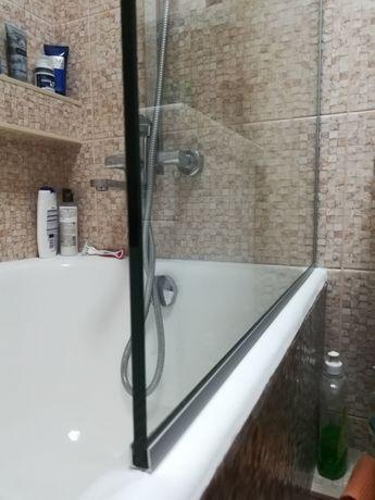 Шторка для ванной из безопасного стекла Харьков - изображение 6