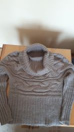 Sweter golf RESERVED, rozm.L, oryginalny design