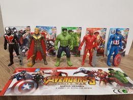 Супергерой Марвел:Халк,Тор,Муравей,Железный ч-к,Капитан Америка, 12см.