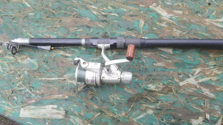 Rybářský prut 0