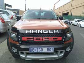 FORD Ranger 4x4 6speed in a very good condition