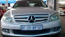2011 Mercedes Benz C-180 Engine Capacity ( CDi )with Automatic Transmi