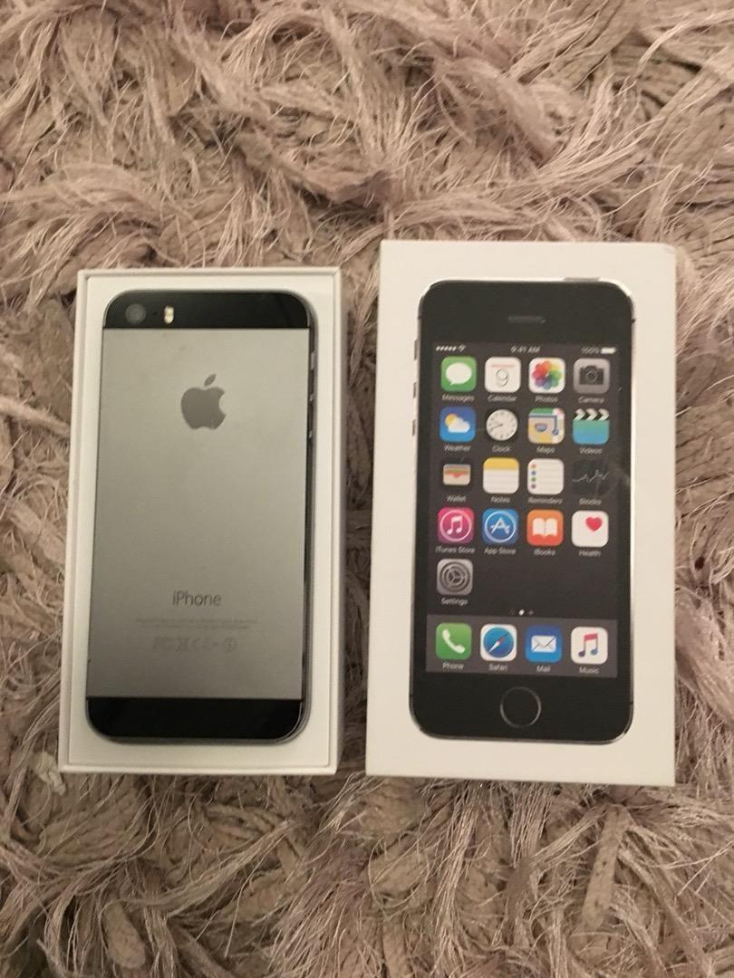 iPhone 5S spíše na náhradní díly 0