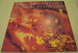 Paul McCartney - Flowers In The Dirt, 1989, грампластинка, винил