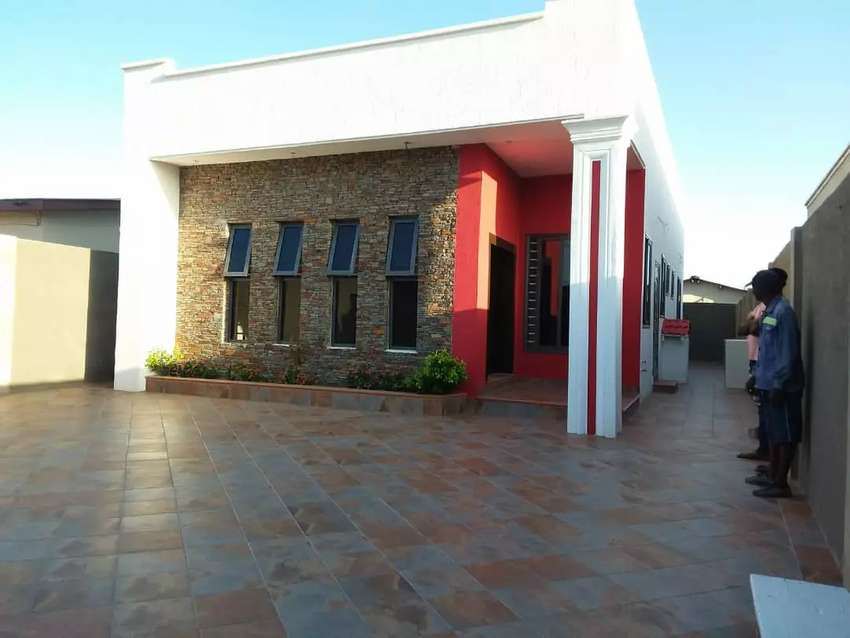 Newly built 3 bedroom house for sale @Spintex 0