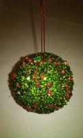 Украшение на елку шар 8 см RONCHIN FRANCE