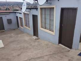 Very nice rooms to rent in Atteridgeville ext7 for R1350pm 01/07/2021