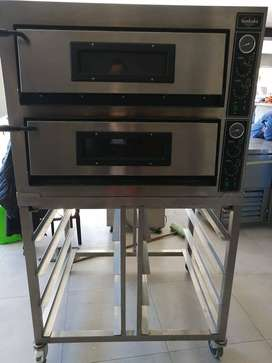 Tombake Pizza Oven and Stand, XTS Model
