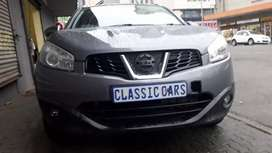 Nissan Qashqai+2 1.6 Automatic Grey colour