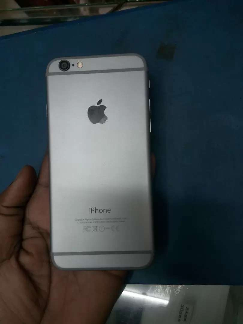 New Iphone 6 128gb 0