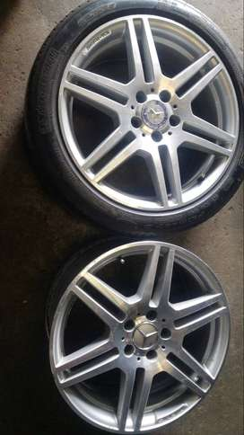 set of 18 inches rim for sale
