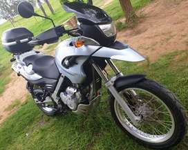 BMW F650GS for sale to swop for small car or bakkie