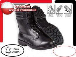 buty wojskowe różne rozmiary