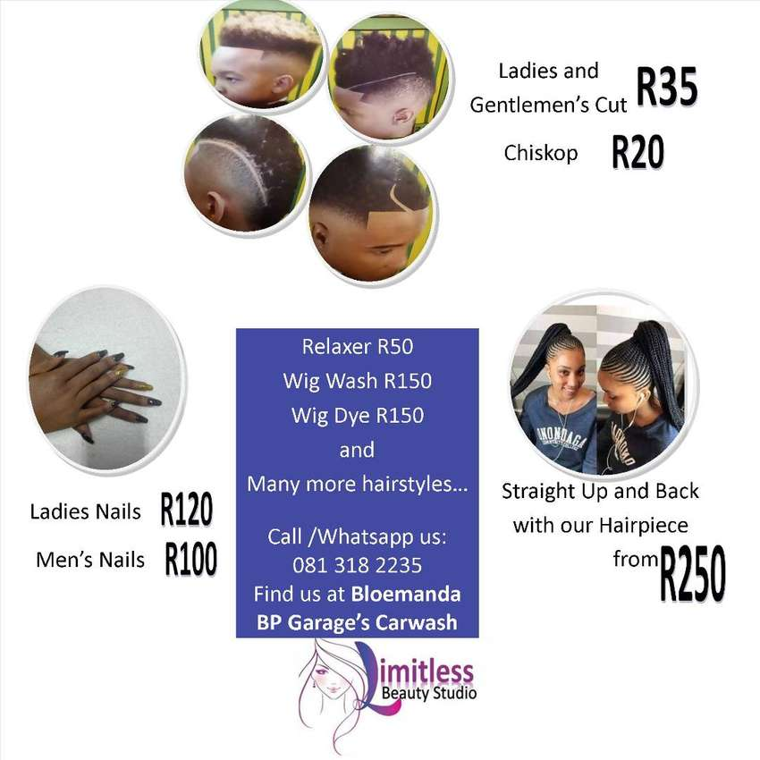 Hair and Nails Specials 0