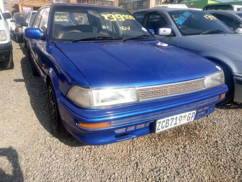 Toyota Tazz for sale 0