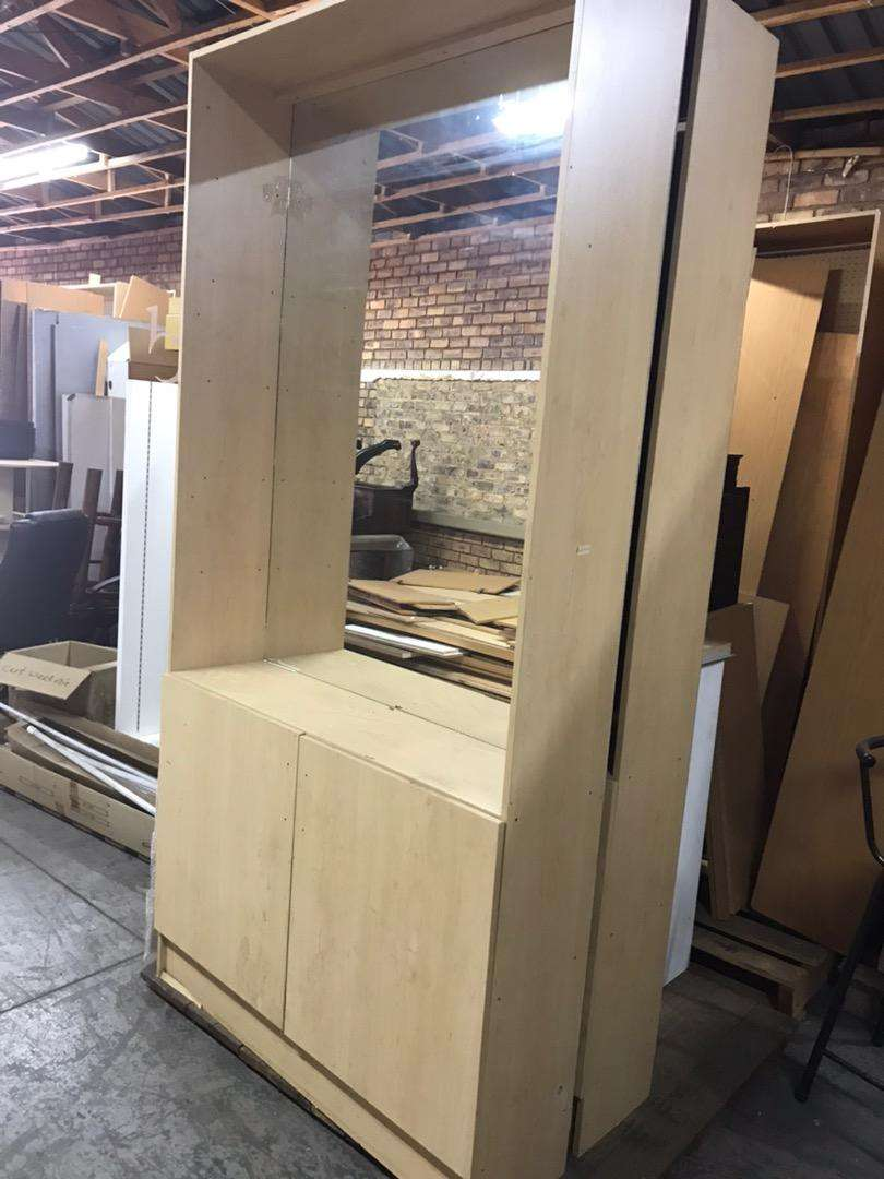 Large variety of cabinets & wall display units 0