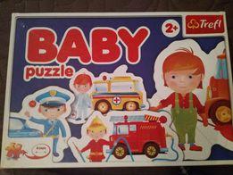 Trefi Baby puzzle 2+