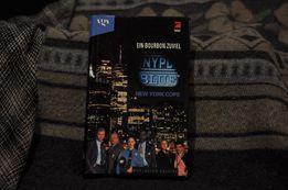 """""""New York cops"""" książka niemieckojęzyczna"""