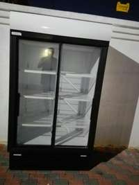 Image of Commercial fridge display