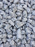 Grys szary, granit, kamień ogrodowy - dostawa do klienta