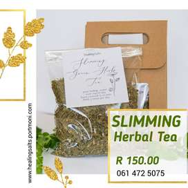Weight loss slimming herbal tea