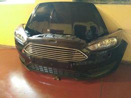 Бампер Ford Focus Капот фокус мк 3
