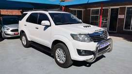 2011 Toyota Fortuner 3.0 D4d 4x2 Manual Heritage Addition